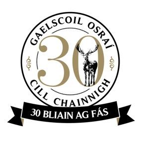 Gaelscoil Osraí Cill Chainnigh 30 bliain ag fás